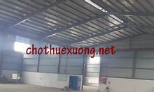 Cho thuê nhà xưởng KCN Khai Sơn Thuận Thành Bắc Ninh DT 802m2 giá tốt