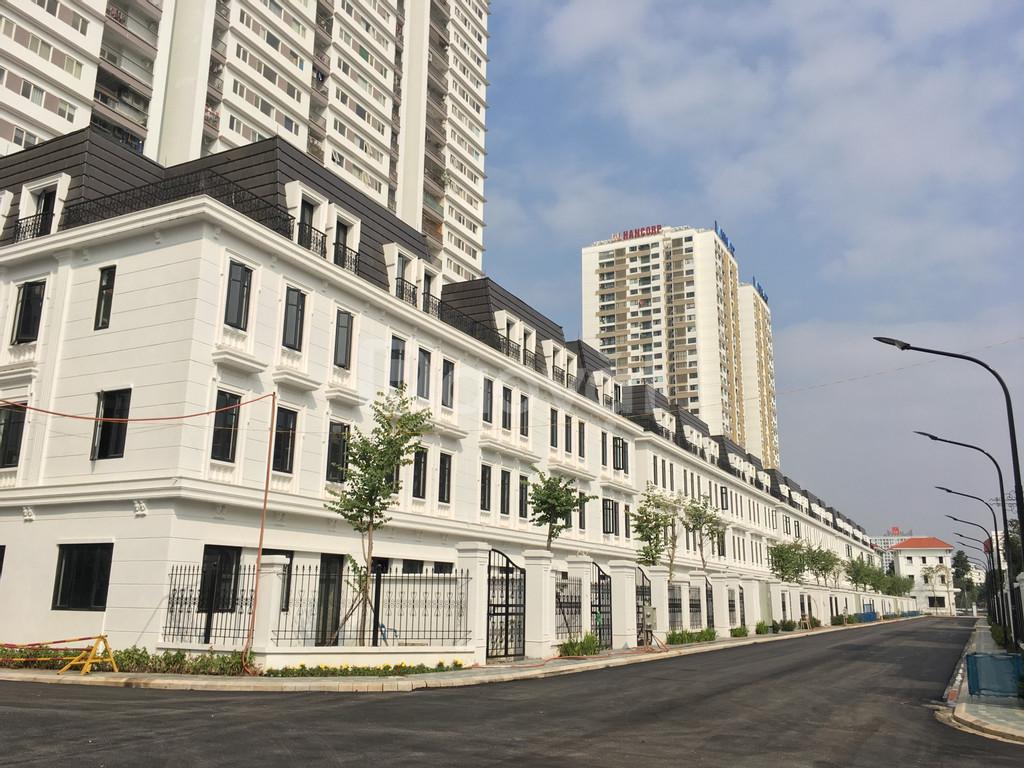 Chính chủ cần nhượng căn shophouse Embassy Garden Tây Hồ 120m2