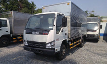 Xe tải Isuzu qkr77he4 thùng kín nhà máy có sẵn giao ngay
