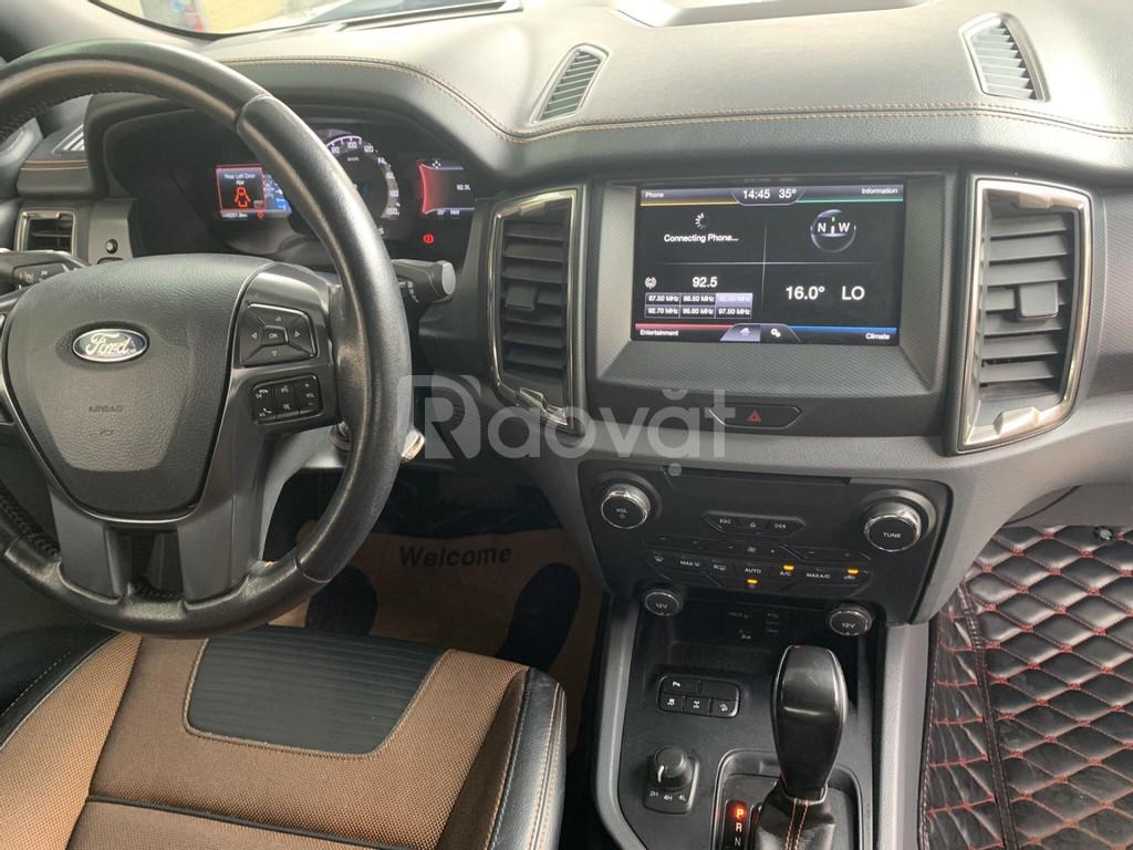 Ranger Wildtrak 2016 xe đẹp lung linh