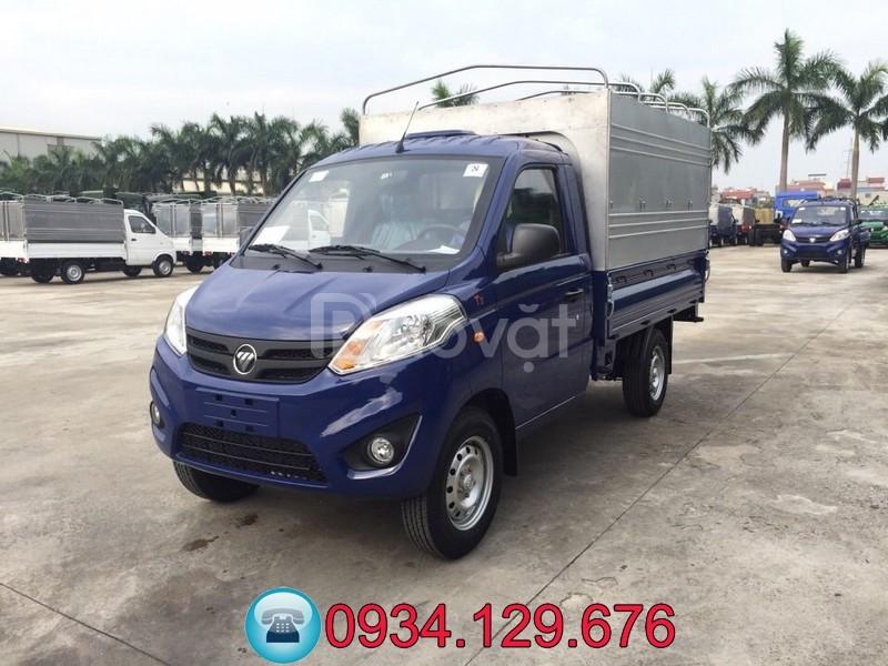 Giá bán xe tải Foton 1 tấn khoảng bao nhiêu tiền?