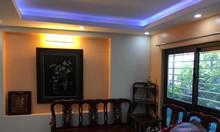 Bán nhà riêng cạnh ngã tư Nguyễn Khang, Nguyễn Ngọc Vũ, Trần Duy Hưng.