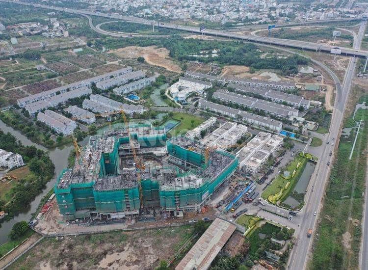 Bán căn 3PN dự án Safira Khang Điền, CK 5%, hỗ trợ vay 3 năm 0% ls