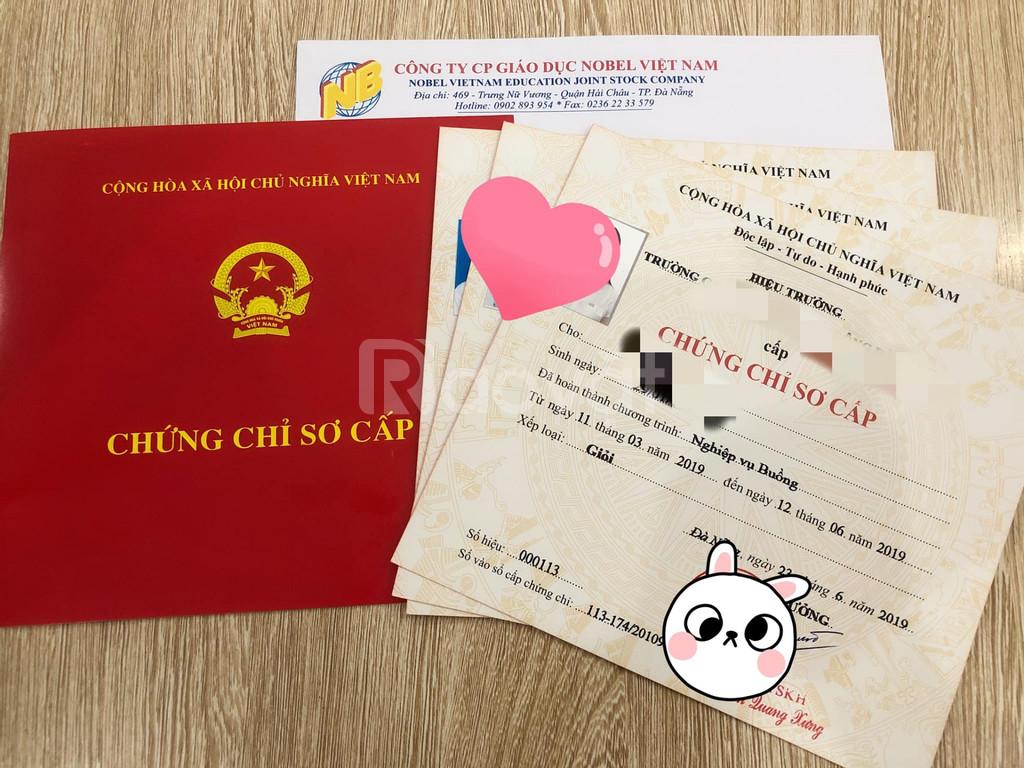 Tuyển sinh các khóa học ngắn hạn về Nghiệp vụ Tại Đà Nẵng