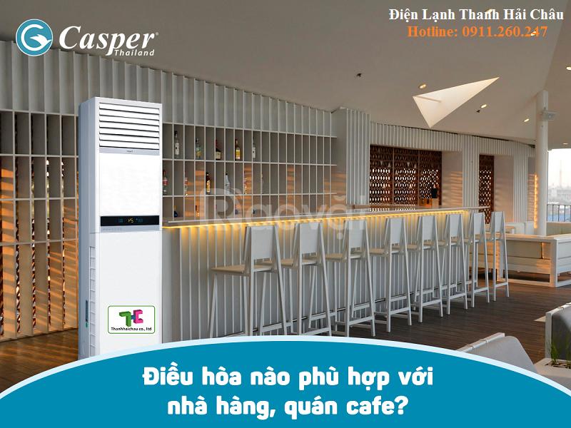 Bán máy lạnh tủ đứng Casper nhập khẩu chính hãng Thái Lan- mới 100%