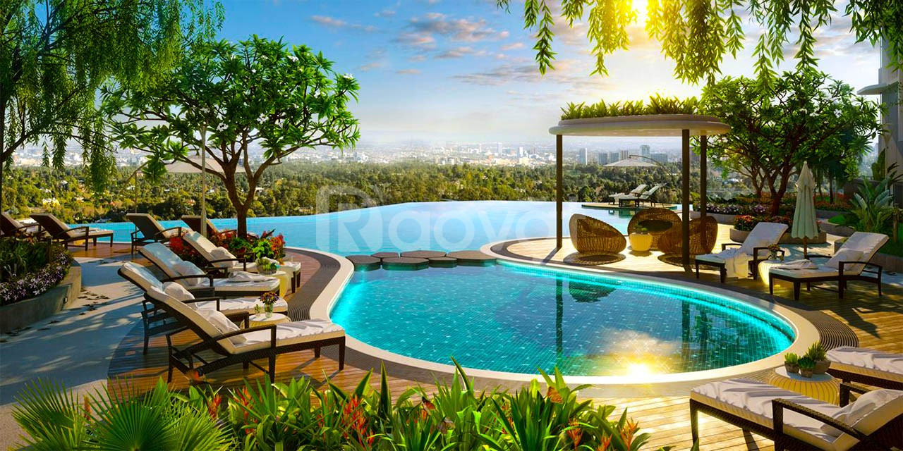 Bán giá tốt thị trường dự án The Zen Residence - Gamuda Garden