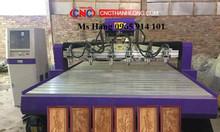 Máy CNC 6 đầu, Máy đục gỗ vi tính 1825 – 6 đầu.