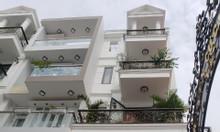 Bán nhà 2 mặt tiền, Phạm văn chiêu, Phường 13, Quận Gò Vấp, 4 tầng.