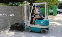Dạy chứng chỉ nghề cho xe nâng bao đậu, bao chất lượng tại Bình Dương