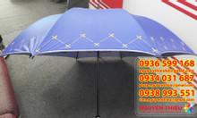 Làm dù quảng cáo giá rẻ, chuyên cung cấp ô dù cầm tay quà tặng in logo