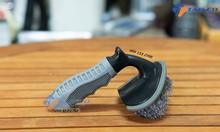 Bàn chải cọ lốp xe chuyên dùng