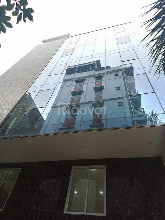 Bán nhà phố ngõ 253 Mai Dịch DT120m,6 tầng, thang máy