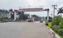Nền đất trong lòng KDC MT Nguyễn Thị Lắng, gần BV Xuyên Á