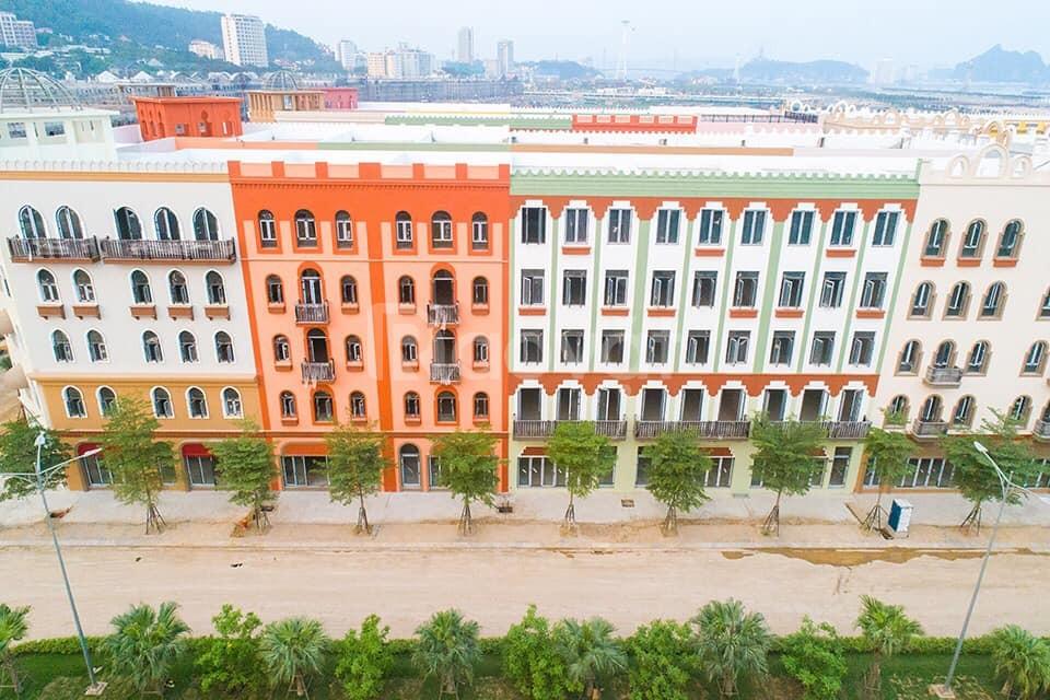 Bán lại cắt lỗ 1 số căn Shophouse dự án Sun Hạ Long, nhận nhà luôn