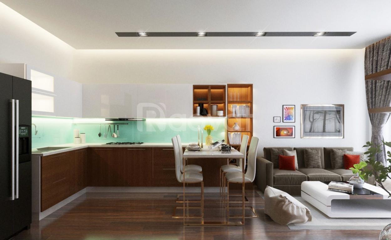Thiết kế, thi công, gia công nội thất bếp giá rẻ Biên Hòa