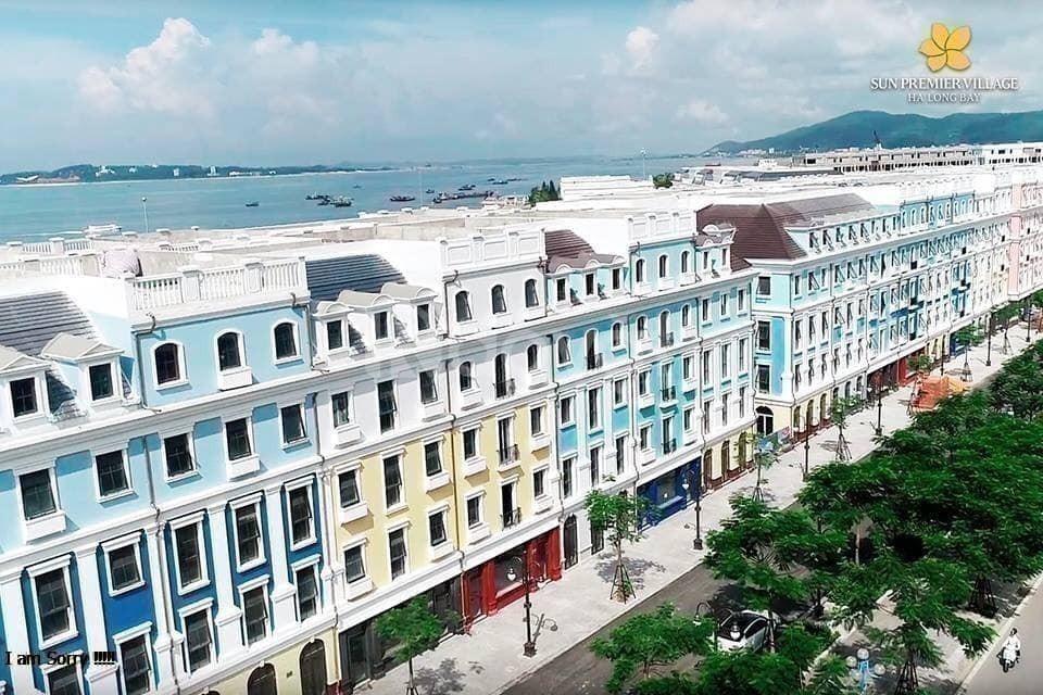 CK đến 20 % Shophouse Europe - Bãi Cháy - Hạ Long, Quảng Ninh