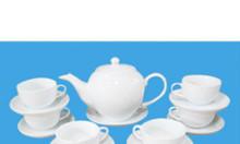 Xưởng in gốm sứ quà tặng tại Huế, In bộ ấm trà tại Huế