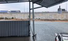 Cho thuê bãi đậu xe mặt đường Mỹ Phước Tân Vạn gần khu công nghiệp.