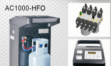 Máy nạp gas điều hoà dùng cho loại gas R1234yf AC1000HF