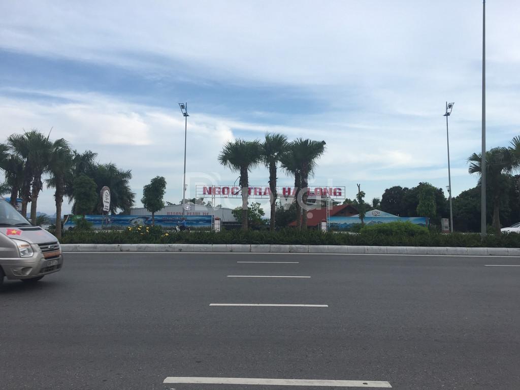Đất Quốc Lộ 18 cổng Tuần Châu đối diện Ngọc Trai Hạ Long (vin gd 1)