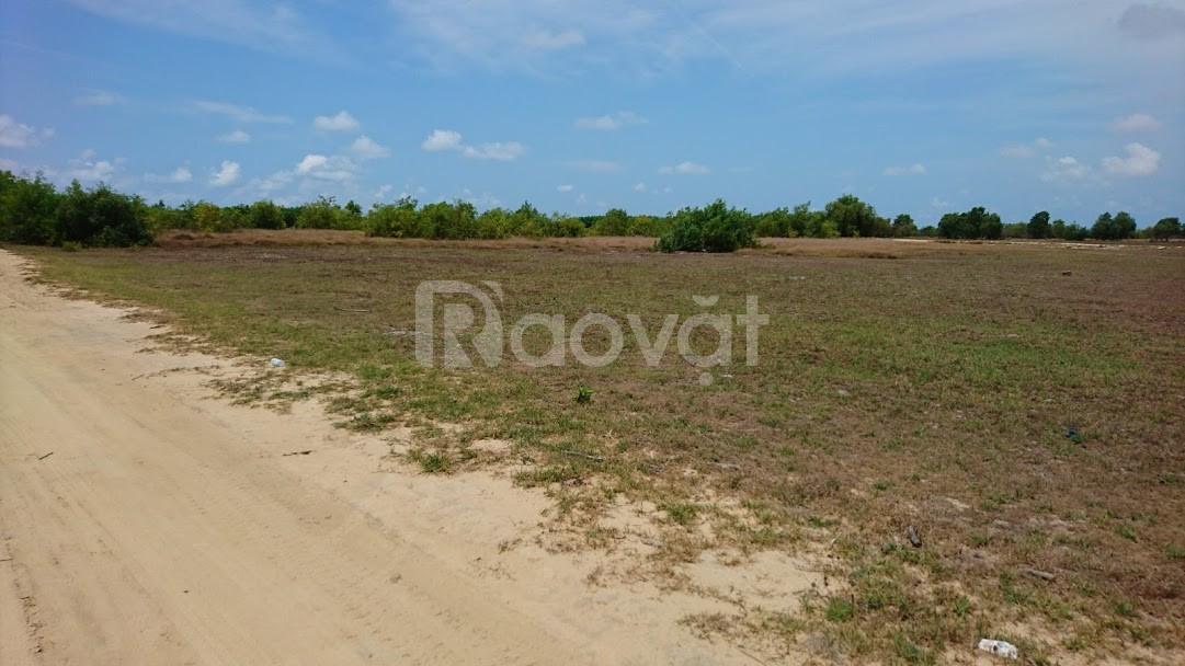 Đất nền biệt thự biển nghỉ dưỡng giá rẻ MT đường gần biển tại tx. Lagi