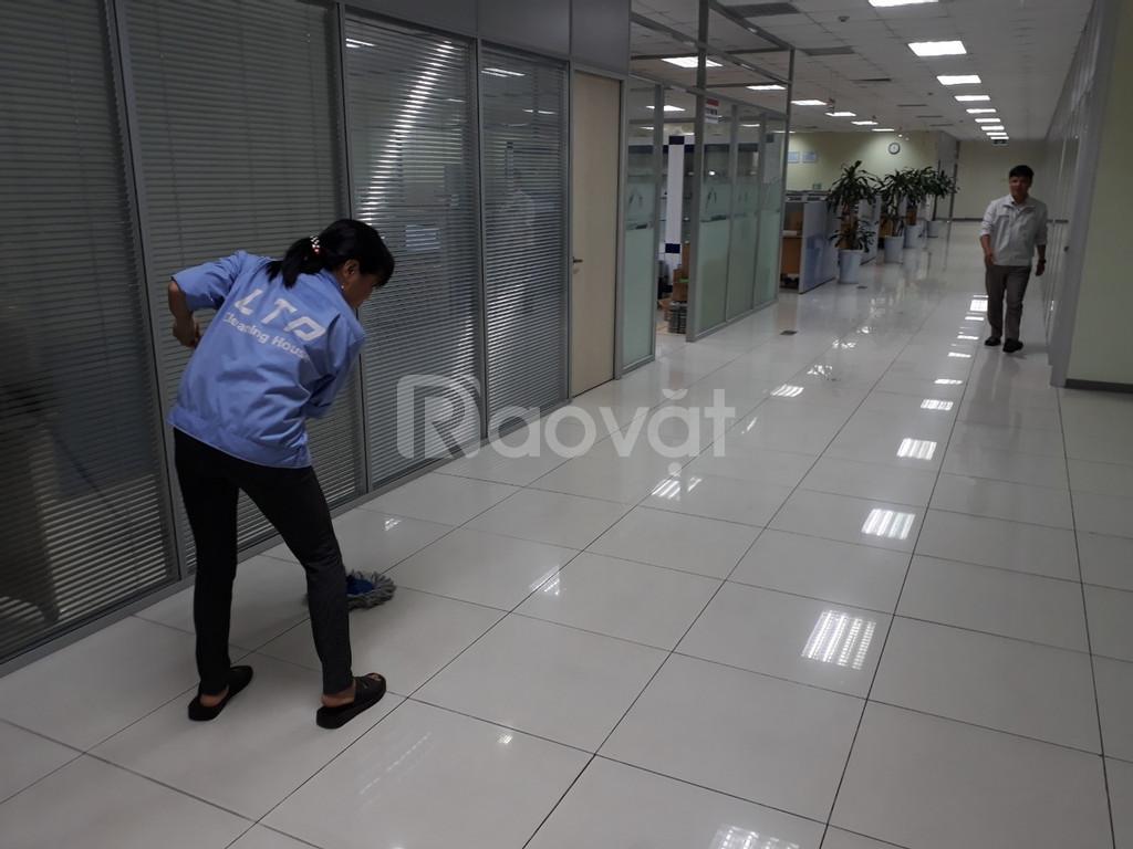 Vệ sinh công nghiệp tại Bắc Ninh - Bắc Giang
