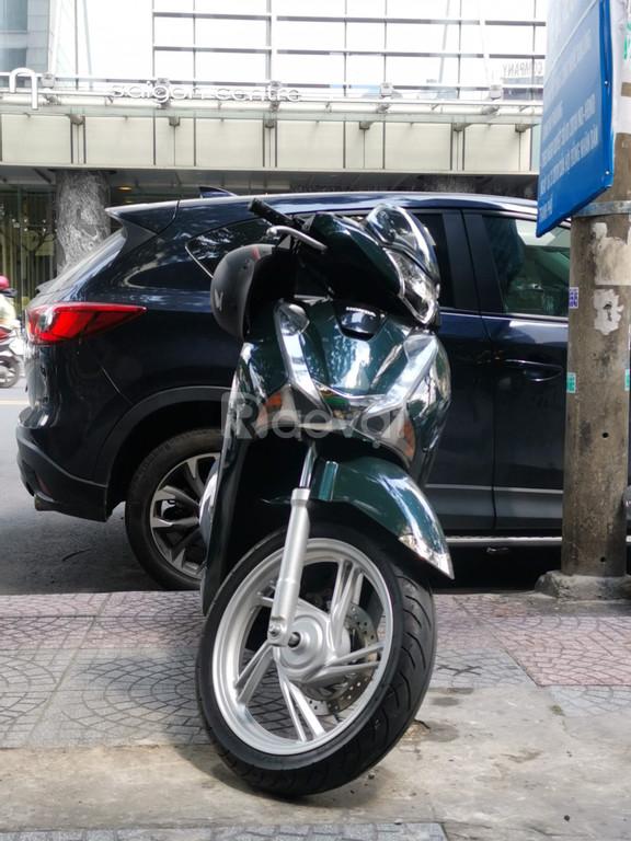 Honda Sh125i xanh lục BSTP đẹp