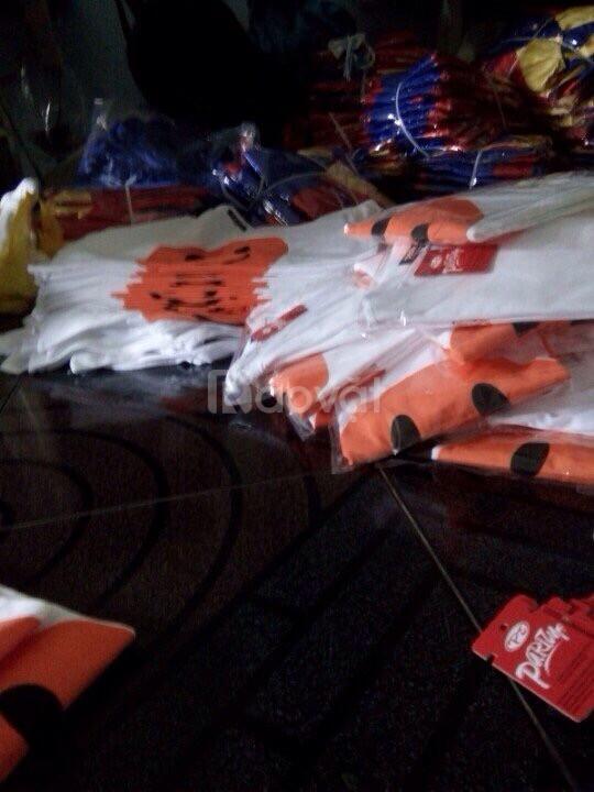 Xưởng may áo thun bỏ shop chất lượng cao