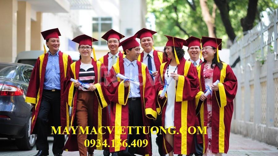 Xưởng may áo cử nhân, lễ phục tốt nghiệp