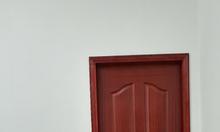 Cung cấp cửa nhựa đài loan phủ da giả gỗ cho công trình xây dựng