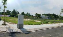 Bán đất thổ cư có nhà ở sẵn mặt tiền Nguyễn Thị Lắng bệnh viện Xuyên Á