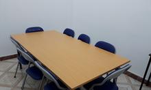 Cho thuê phòng dạy học - học nhóm