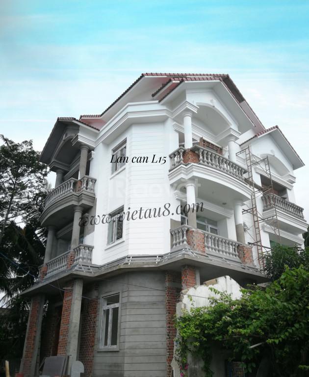 Lan can ly tâm Việt Âu L15
