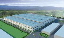 Cho thuê xưởng khu công nghiệp Vsip II Bình Dương, xưởng kiên cố.