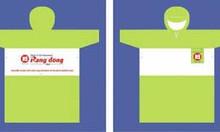 Xưởng sản xuất, in áo mưa quảng cáo tại Quảng Nam,