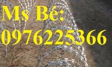 Phân phối dây thép gai hình dao tại Hà Nội