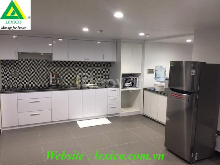 Cho thuê căn hộ cao cấp SummerSet với 2 phòng ngủ lớn - 135m2 tại HP