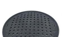 Vỉ nướng chống dính bếp âm bàn kích thước 29,5 cm dạng lưới