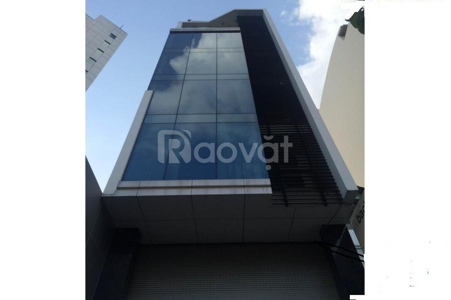 Bán tòa nhà văn phòng Lê Trọng Tấn, Thanh Xuân, ô tô tránh, hiện đại