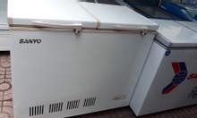 Tủ đông mát Sanyo 255l