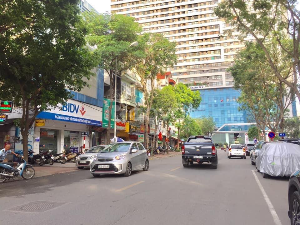 Nhà Vip Nguyễn Thị Định Tặng NT, Ôtô, KD đỉnh 50m2x6T thang máy 11.5Tỷ