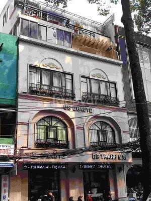 2MT Phó Đức Chính, P. Nguyễn Thái Bình (Ngay chợ Bến Thành) DT 8x21m