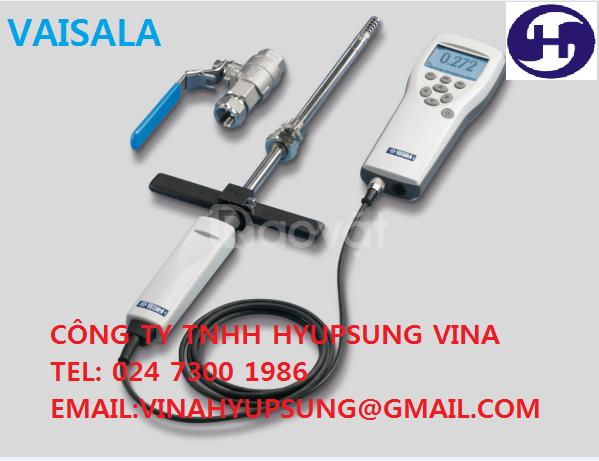 Vaisala Việt Nam – Thiết bị đo độ ẩm trong dầu cầm tay MM70