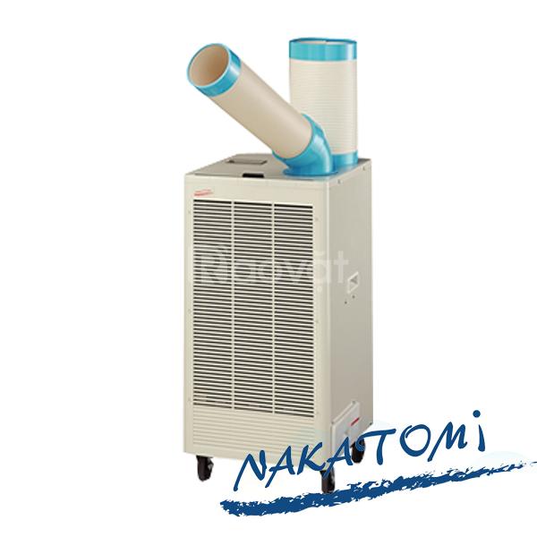 Báo giá máy lạnh di động Nakatomi SAC-407TC