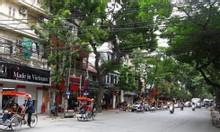 Bán nhà phố Nguyên Hồng một mặt phố - một mặt ngõ ôtô tránh kinh doanh