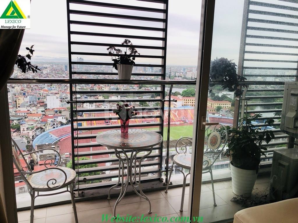 Cho thuê căn hộ cao cấp 2 phòng ngủ tại SHP Plaza