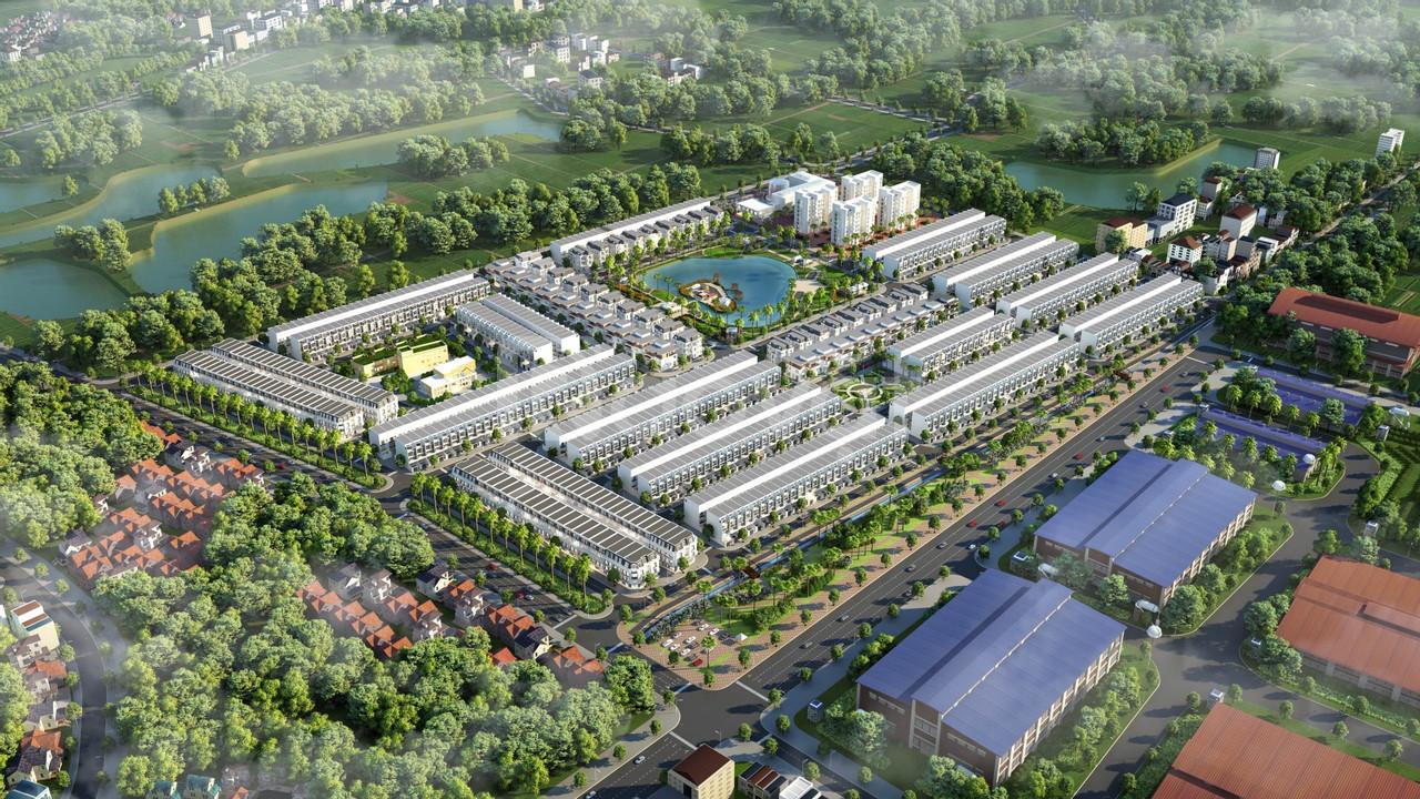Đất nền thành phố Bắc Giang