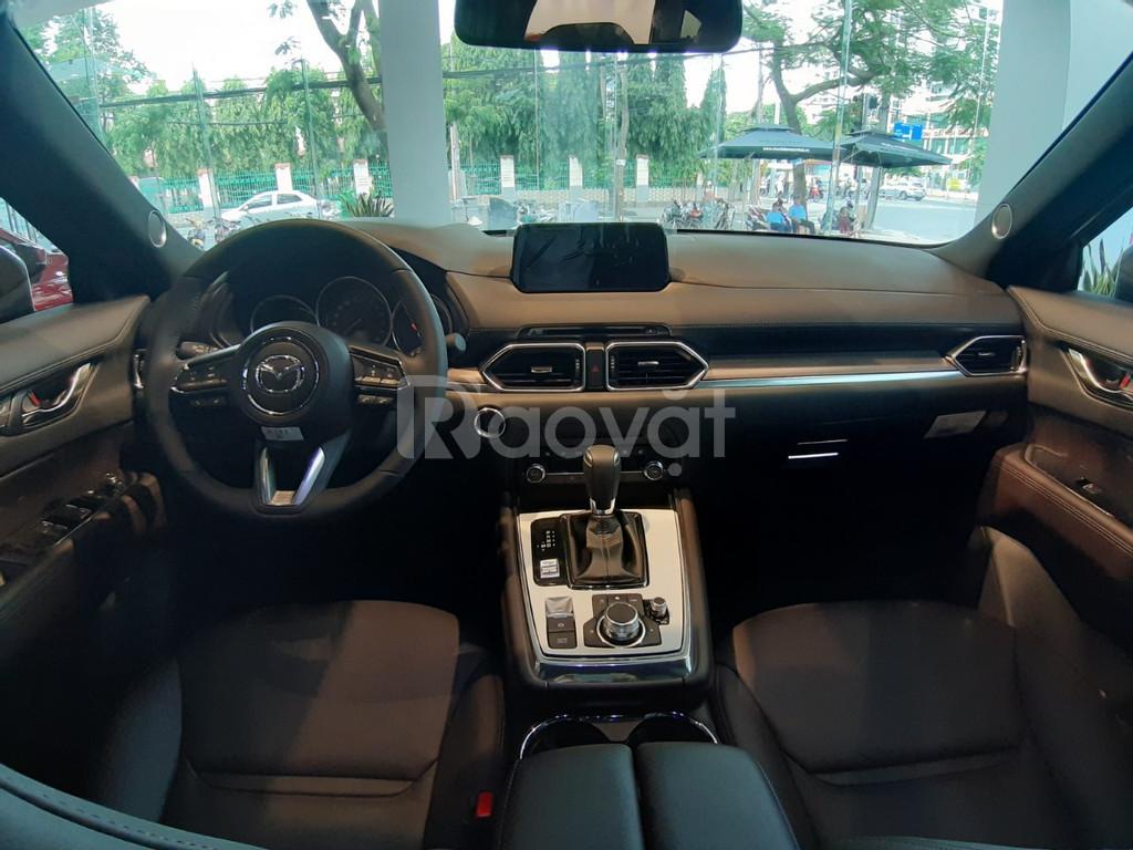 Mazda CX8 SUV 7 chỗ lớn phân khúc hiện nay