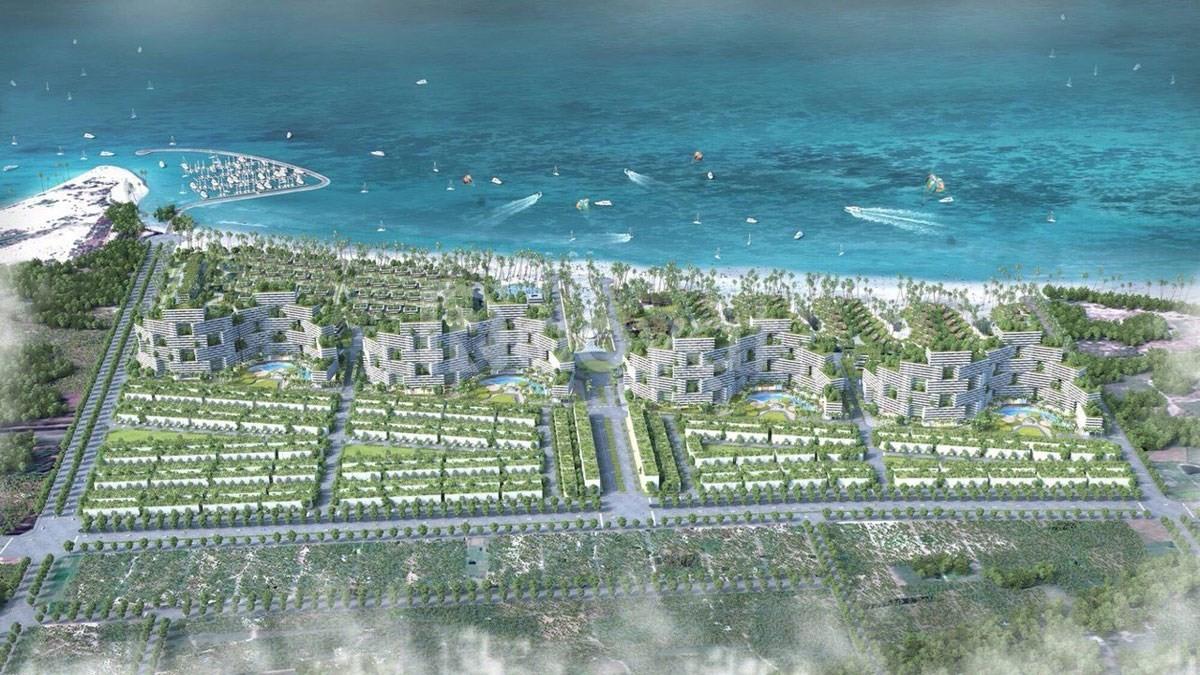 Dự án Thanh Long bay biểu tượng mới của Bình Thuận