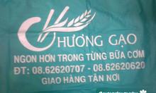 May áo mưa in logo quảng cáo, thiết kế may áo mưa in logo quảng cáo